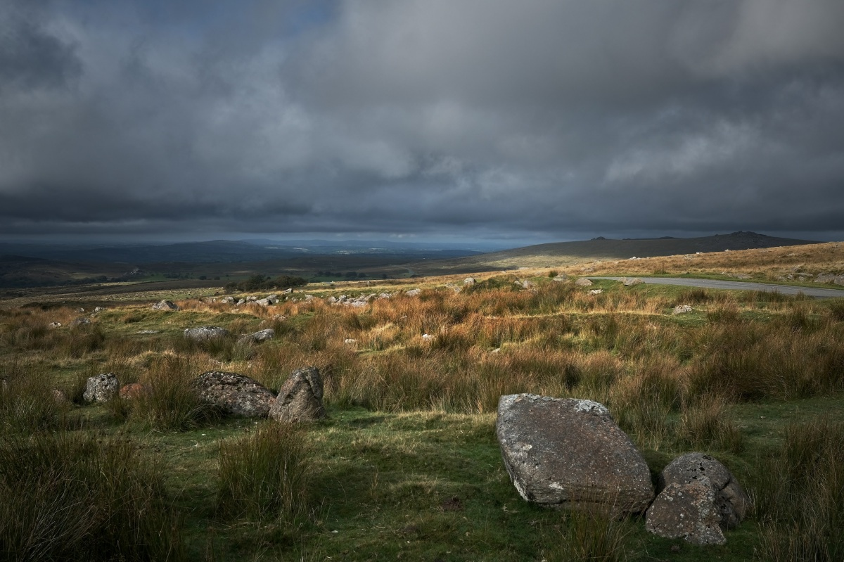 More moor moodiness